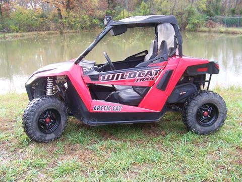 2014 Arctic Cat WILDCAT TRAIL in West Plains, Missouri