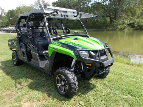 2017 Arctic Cat PROWLER 700 HDX CREW W/ TONS OF OPTIONS in West Plains, Missouri