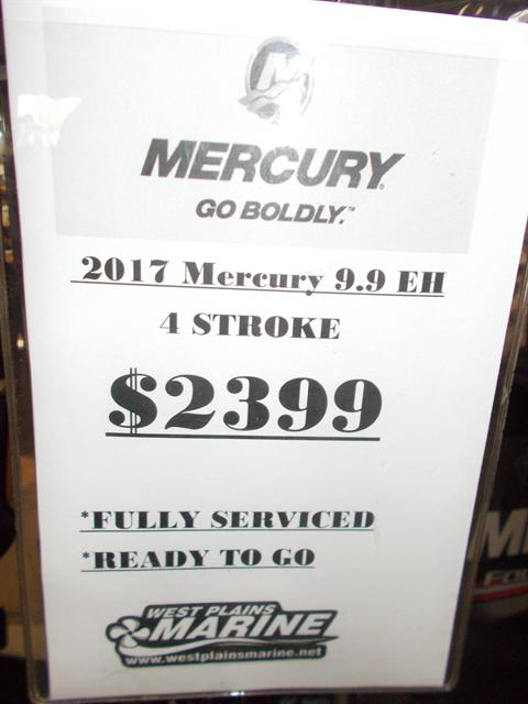 Mercury Marine 9.9EH FourStroke in West Plains, Missouri - Photo 4