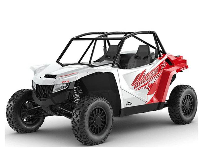 2020 Arctic Cat WILDCAT XX WITH 130 HP in West Plains, Missouri - Photo 1