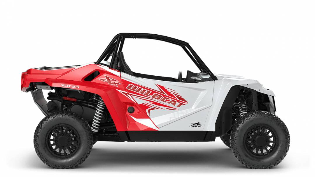 2020 Arctic Cat WILDCAT XX WITH 130 HP in West Plains, Missouri - Photo 2