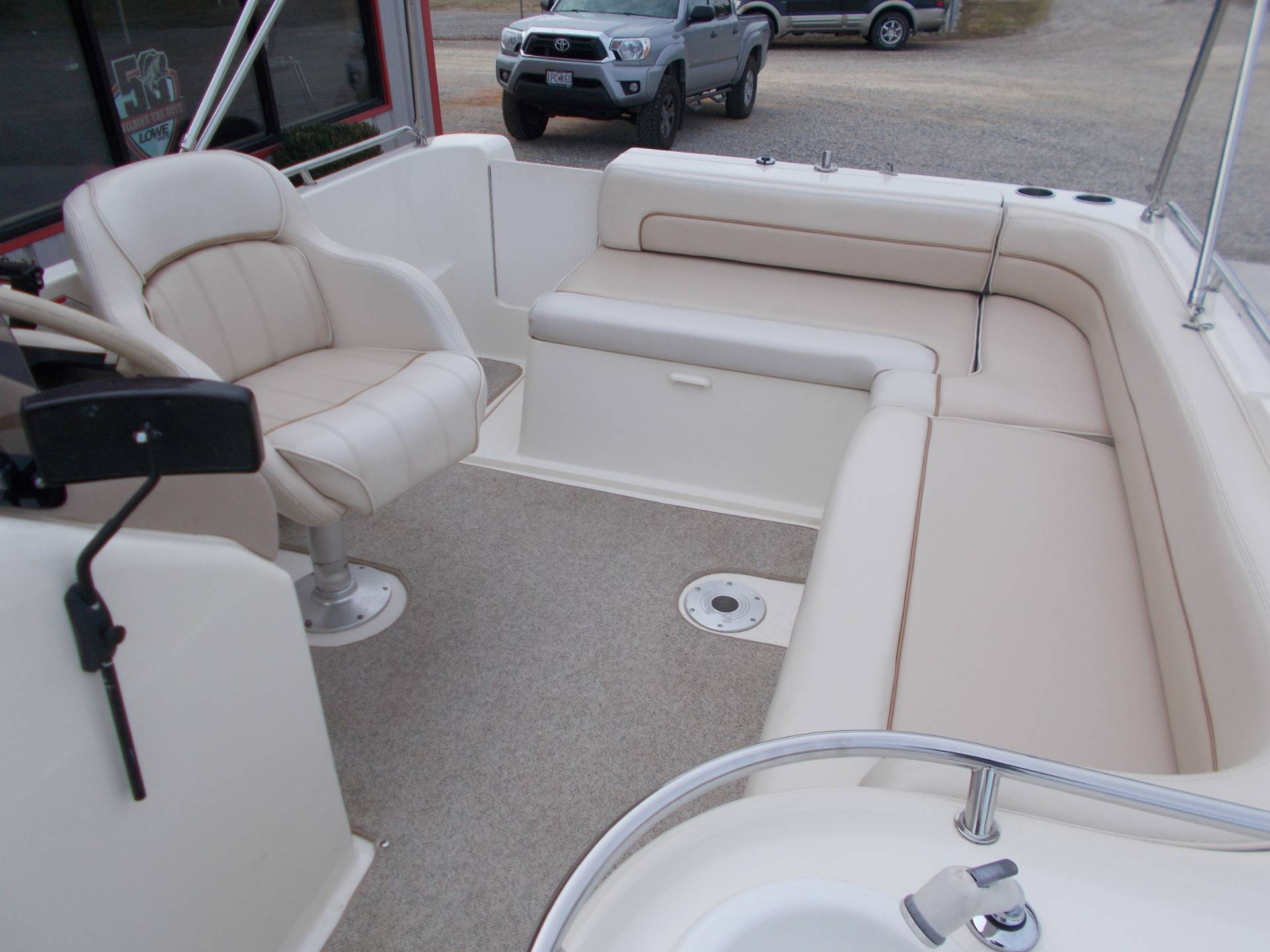 1996 SEARAY SUNDECK 240 W/ 5.7L I/OW/ '96 TRAILER in West Plains, Missouri - Photo 33