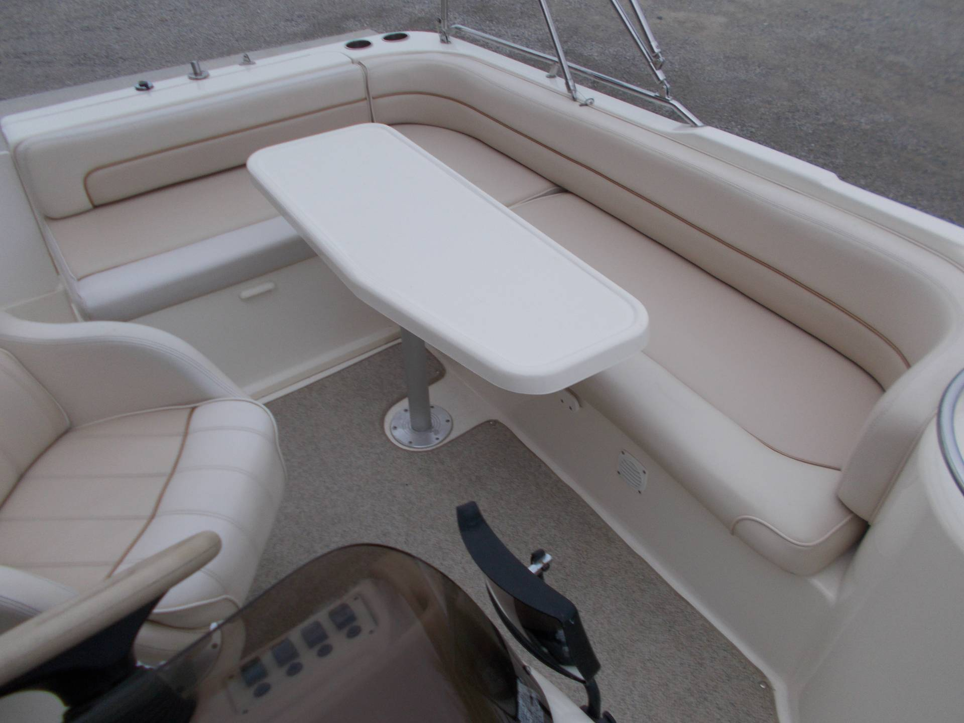 1996 SEARAY SUNDECK 240 W/ 5.7L I/OW/ '96 TRAILER in West Plains, Missouri - Photo 40