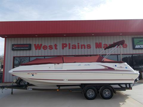 1996 SEARAY SUNDECK 240 W/ 5.7L I/OW/ '96 TRAILER in West Plains, Missouri - Photo 1