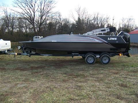 2019 Lowe SD224 DECK BOAT W/ MERCURY 175 & TRAILER in West Plains, Missouri - Photo 2
