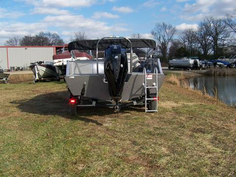 2019 Lowe SD224 DECK BOAT W/ MERCURY 175 & TRAILER in West Plains, Missouri - Photo 4