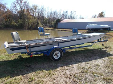 1995 White Outdoor 2036 RIVER BOAT W/ TRAILER in West Plains, Missouri - Photo 3