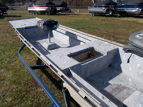 1995 White Outdoor 2036 RIVER BOAT W/ TRAILER in West Plains, Missouri - Photo 7