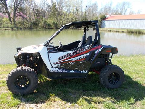 2015 Arctic Cat WILDCAT SPORT LIMITED WITH LOTS OF EXTRAS in West Plains, Missouri