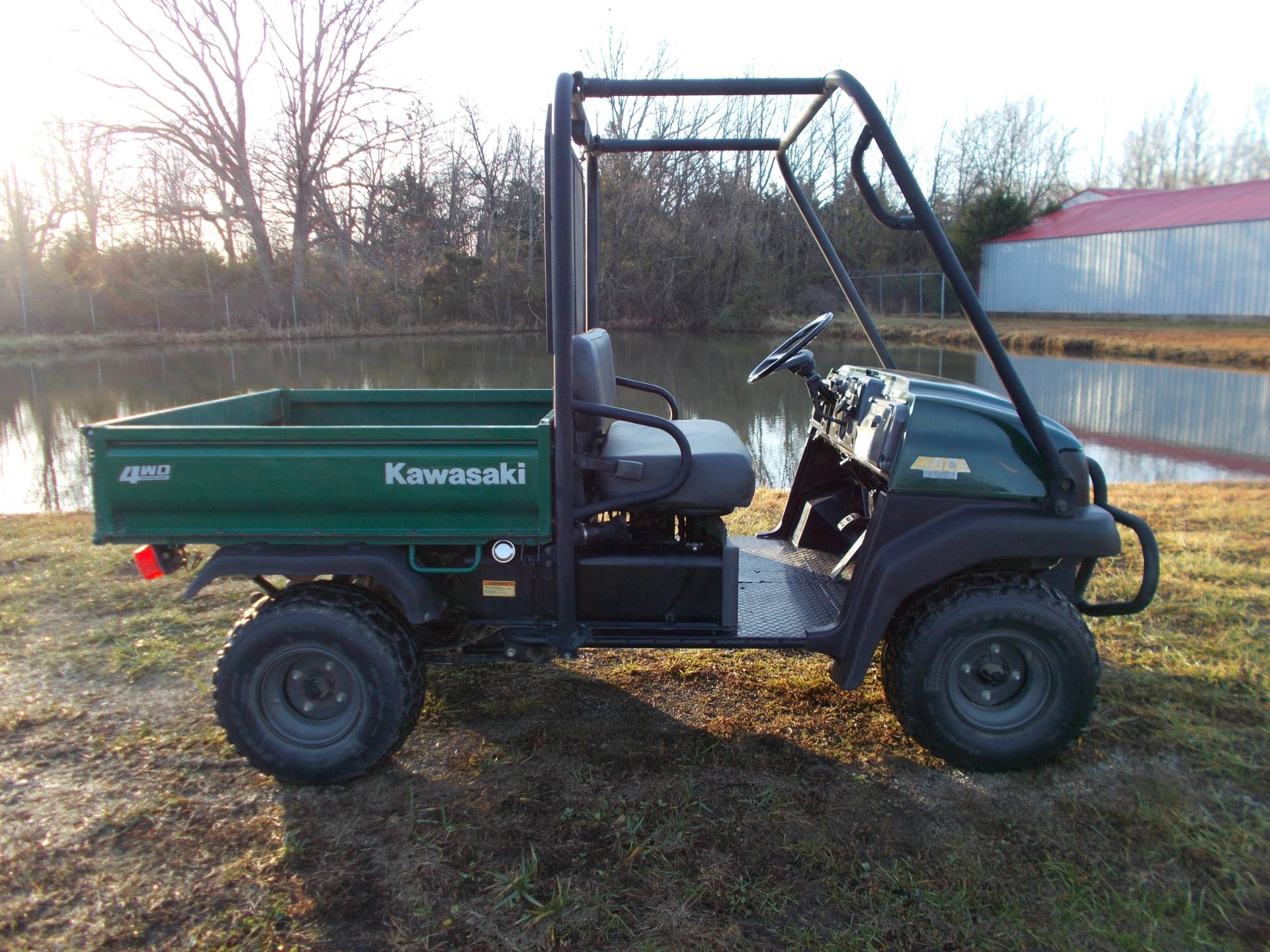 2007 Kawasaki MULE 3010 in West Plains, Missouri - Photo 1