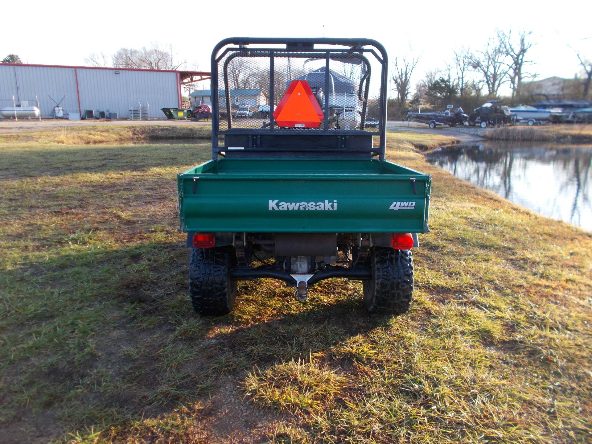 2007 Kawasaki MULE 3010 in West Plains, Missouri - Photo 6