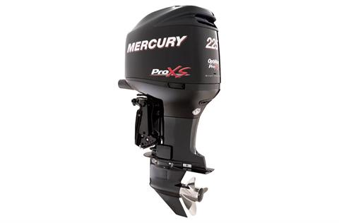 2012 Mercury Marine 225 OPTIMAX PRO XS -NICE in West Plains, Missouri