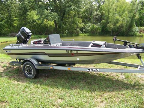 1989 BassCat MARGAY II w/ MERCURY 90HP& TRAILER in West Plains, Missouri