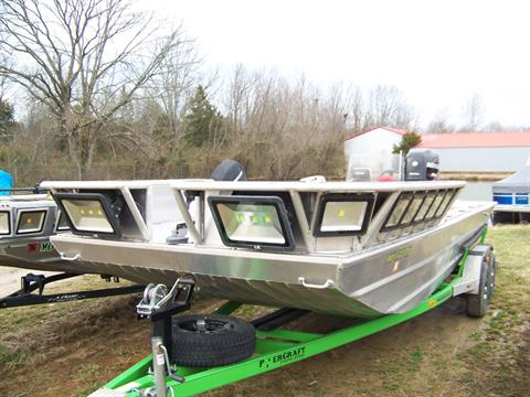 2015 Blazer 2070 W/ MERCURY 250 PRO XS OPTIMAX JET & TRAILER in West Plains, Missouri
