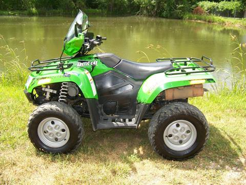 2011 Arctic Cat 550 PS EFI WITH WINDSHIELD in West Plains, Missouri