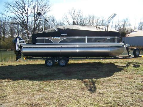 2019 Lowe SS230 CL TRIPLE LOG W/ MERCURY 200 4S & TRAILER in West Plains, Missouri - Photo 9