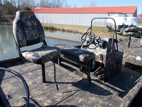2019 Lowe ROUGHNECK 1860 CC W/ MERCURY 65 JET & TRAILER in West Plains, Missouri