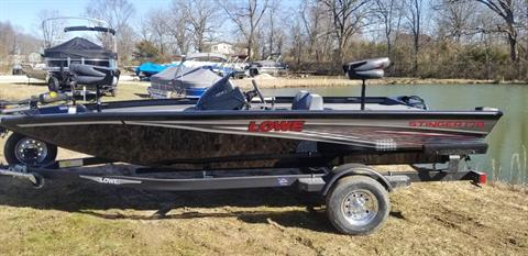 2019 Lowe STINGER 178 W/ MERCURY 90H 4S & TRAILER in West Plains, Missouri
