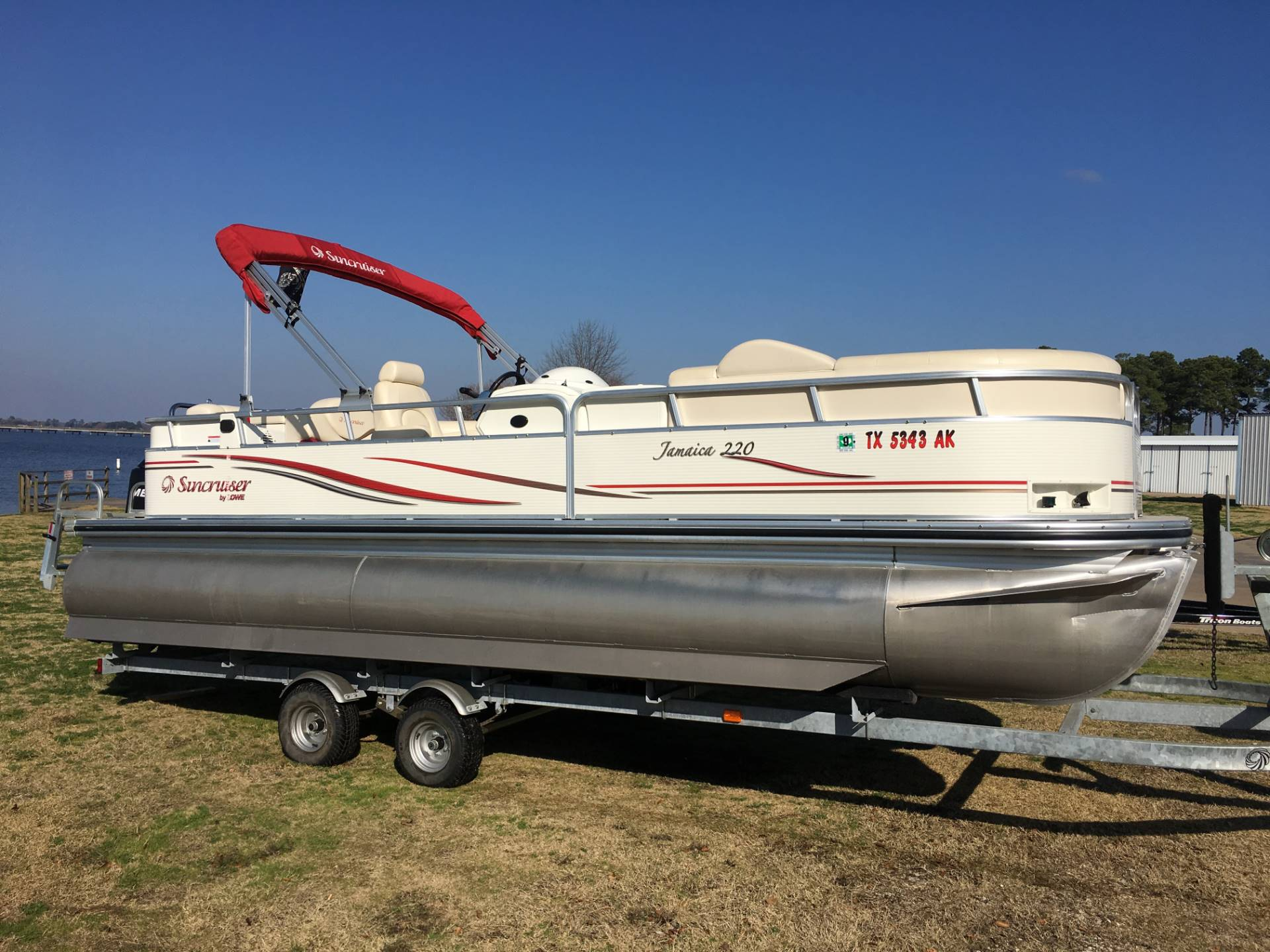 2007 Suncruiser Jamaica 220 in Willis, Texas