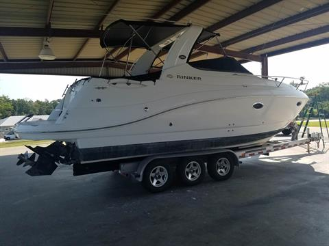 2007 Rinker 280 Express Cruiser in Willis, Texas