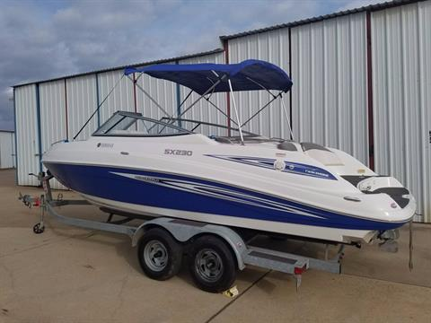 2008 Yamaha SX230 HO in Willis, Texas