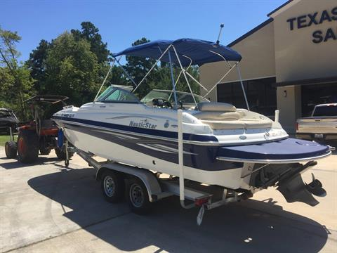 2009 NauticStar 232DC Sport Deck in Willis, Texas