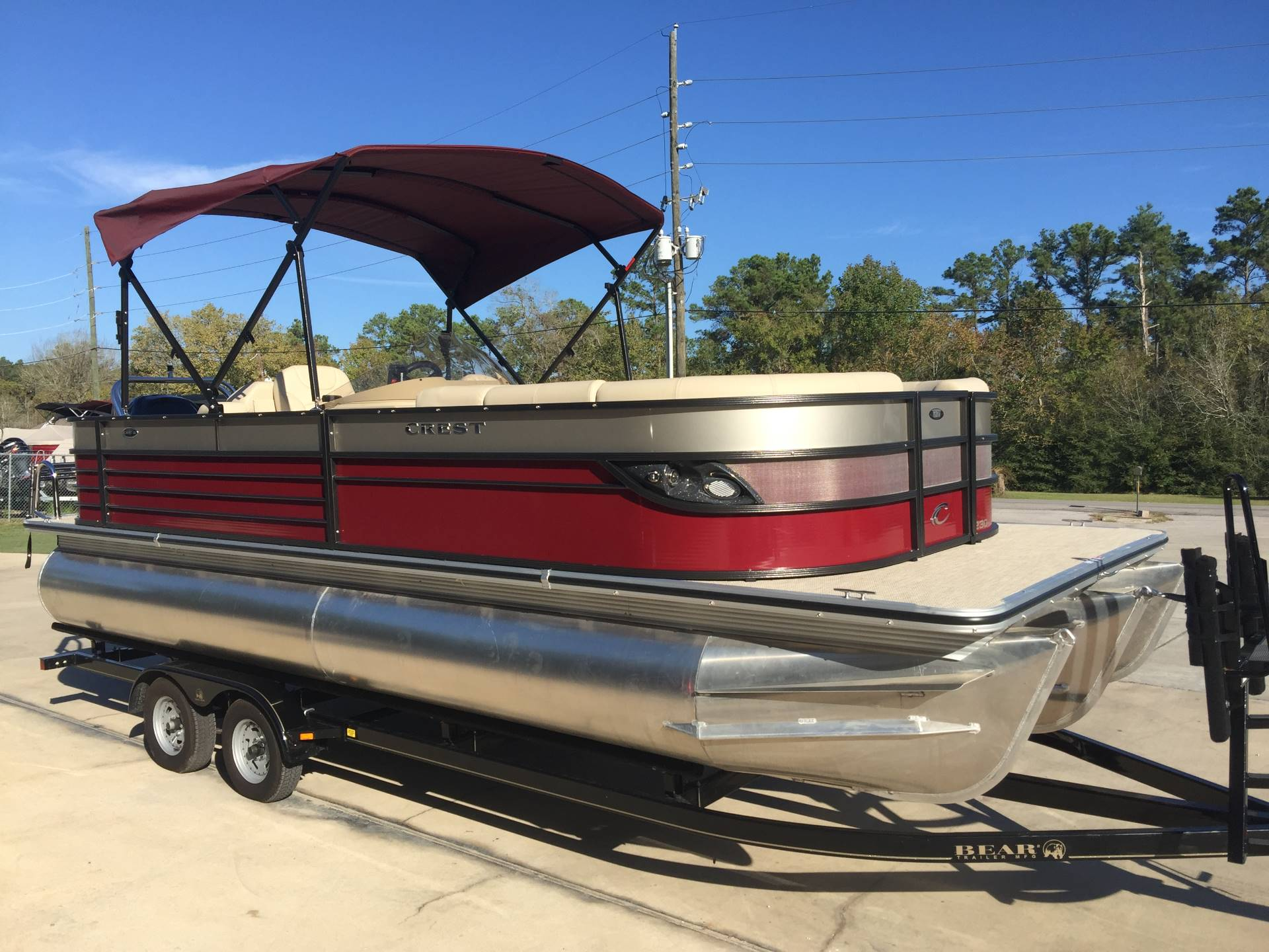 2017 Crest III 230 SLR2 in Willis, Texas