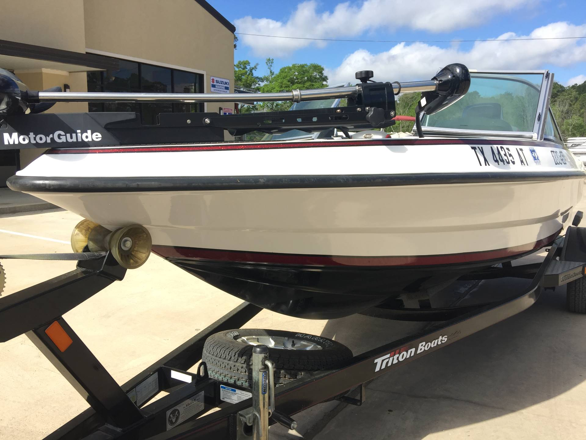 2008 Triton 188 SF in Willis, Texas