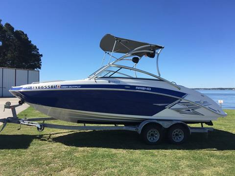 2011 Yamaha AR240 HO in Willis, Texas
