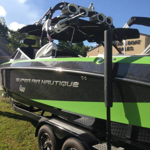 2013 Nautique Super Air Nautique G25 in Willis, Texas