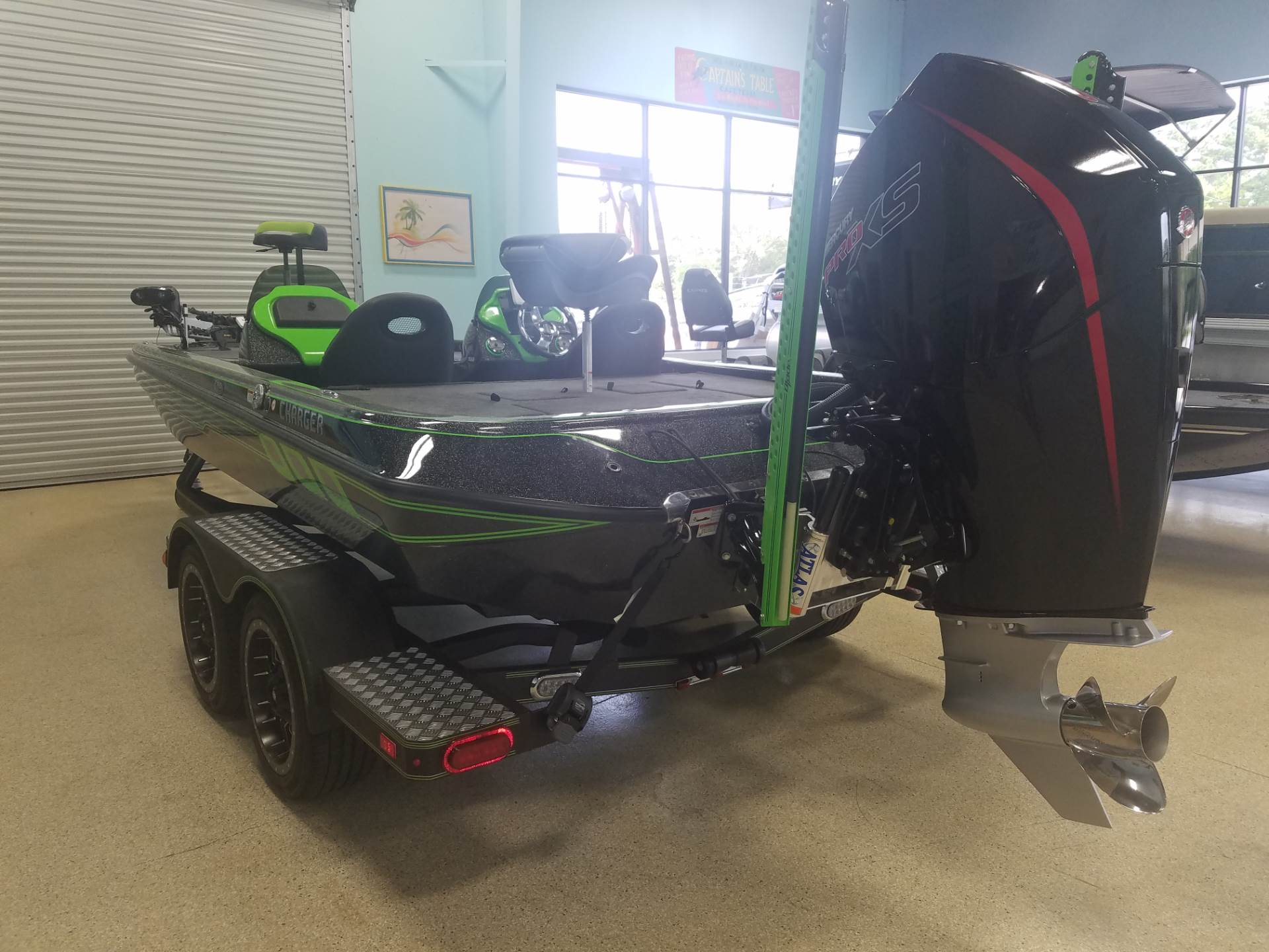 2019 Charger Boats 210 Elite in Willis, Texas