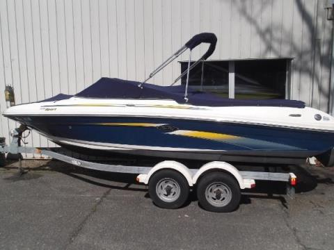 2007 Sea Ray 205 SPORT in Willis, Texas