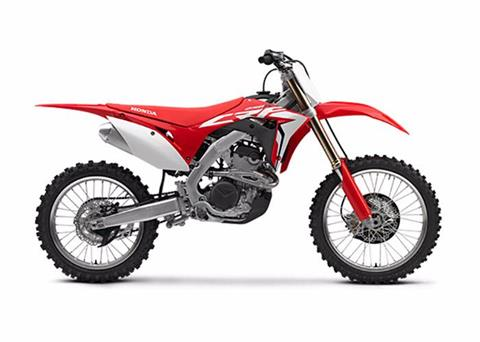 2018 Honda CRF250R in Bedford, Indiana