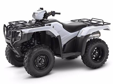 2017 Honda FourTrax Foreman 4x4 ES EPS in Bedford, Indiana