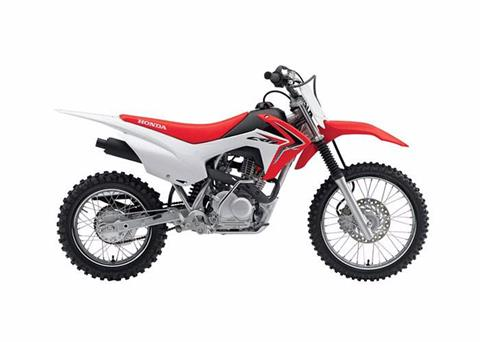 2018 Honda CRF125F in Bedford, Indiana
