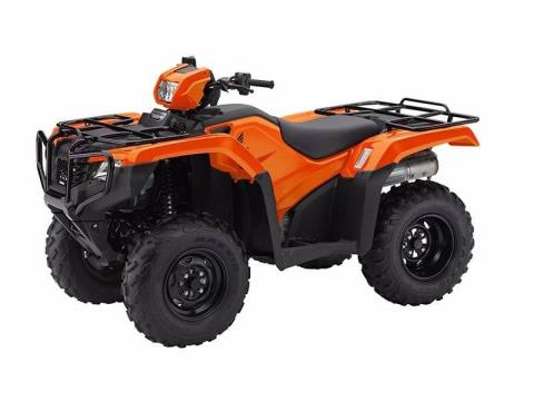 2016 Honda FourTrax Foreman 4x4 ES in Bedford, Indiana