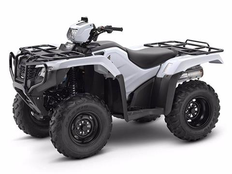 2017 Honda FourTrax Foreman 4x4 in Bedford, Indiana