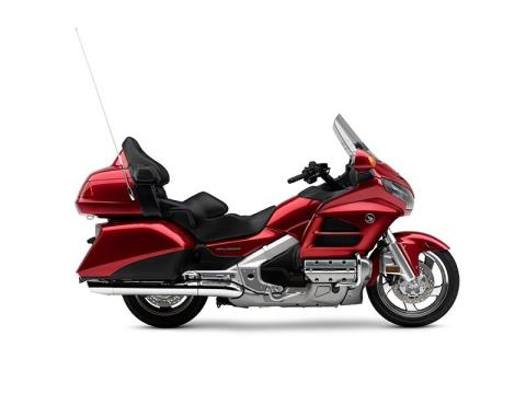 2016 Honda Gold Wing Audio Comfort in Bedford, Indiana