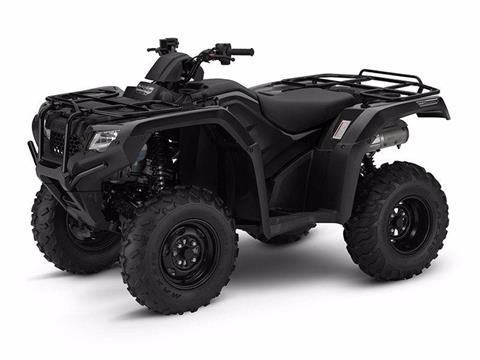 2017 Honda FourTrax Rancher 4x4 DCT IRS EPS in Bedford, Indiana