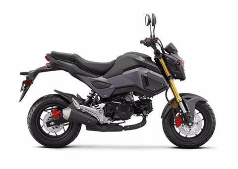 2018 Honda Grom ABS in Bedford, Indiana