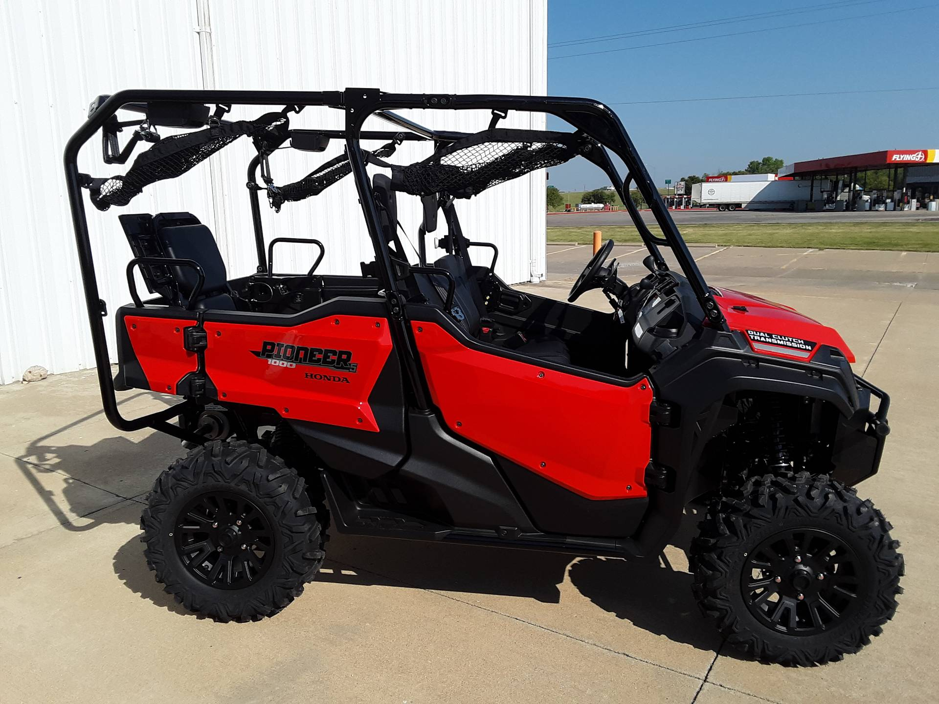 2021 Honda PIONEER 1000 - 5 DELUXE in Salina, Kansas - Photo 1