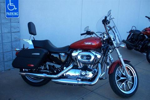 2014 Harley-Davidson XL1200T in Salina, Kansas