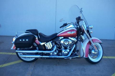 2012 Harley-Davidson Softail® Deluxe in Salina, Kansas - Photo 1