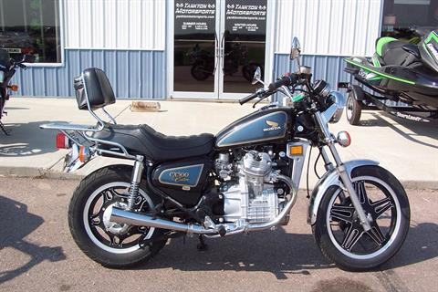 1981 Honda CX500 in Yankton, South Dakota