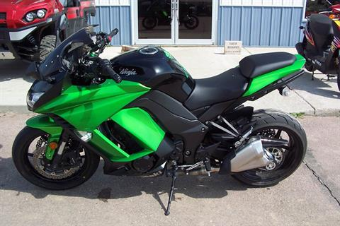 2015 Kawasaki Ninja® 1000 ABS in Yankton, South Dakota