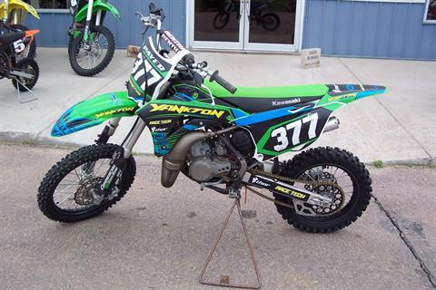 2017 Kawasaki KX85 in Yankton, South Dakota