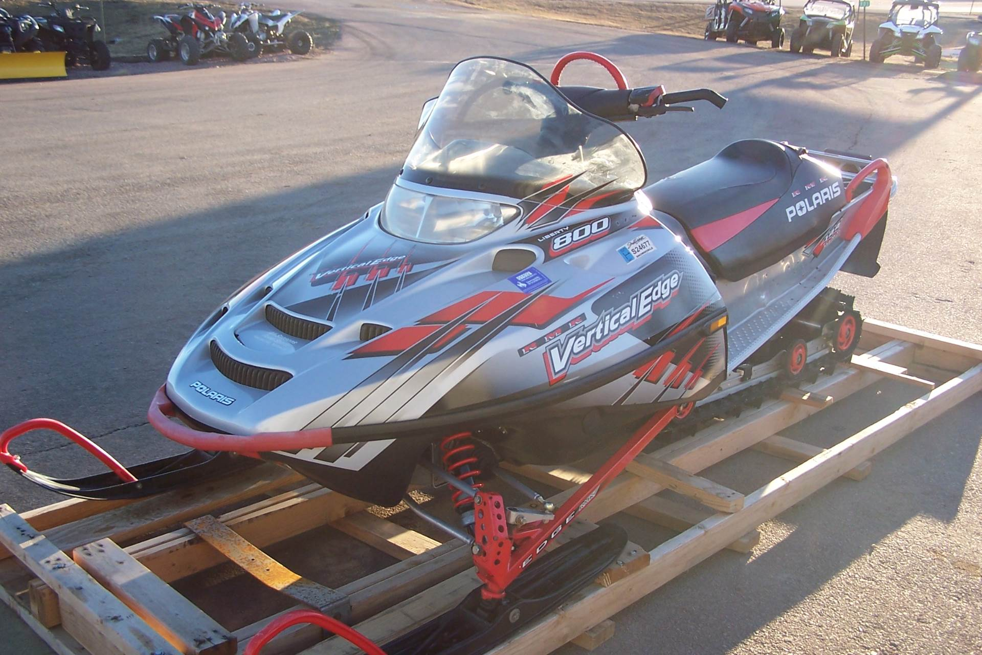 2004 Polaris 800 RMK in Yankton, South Dakota