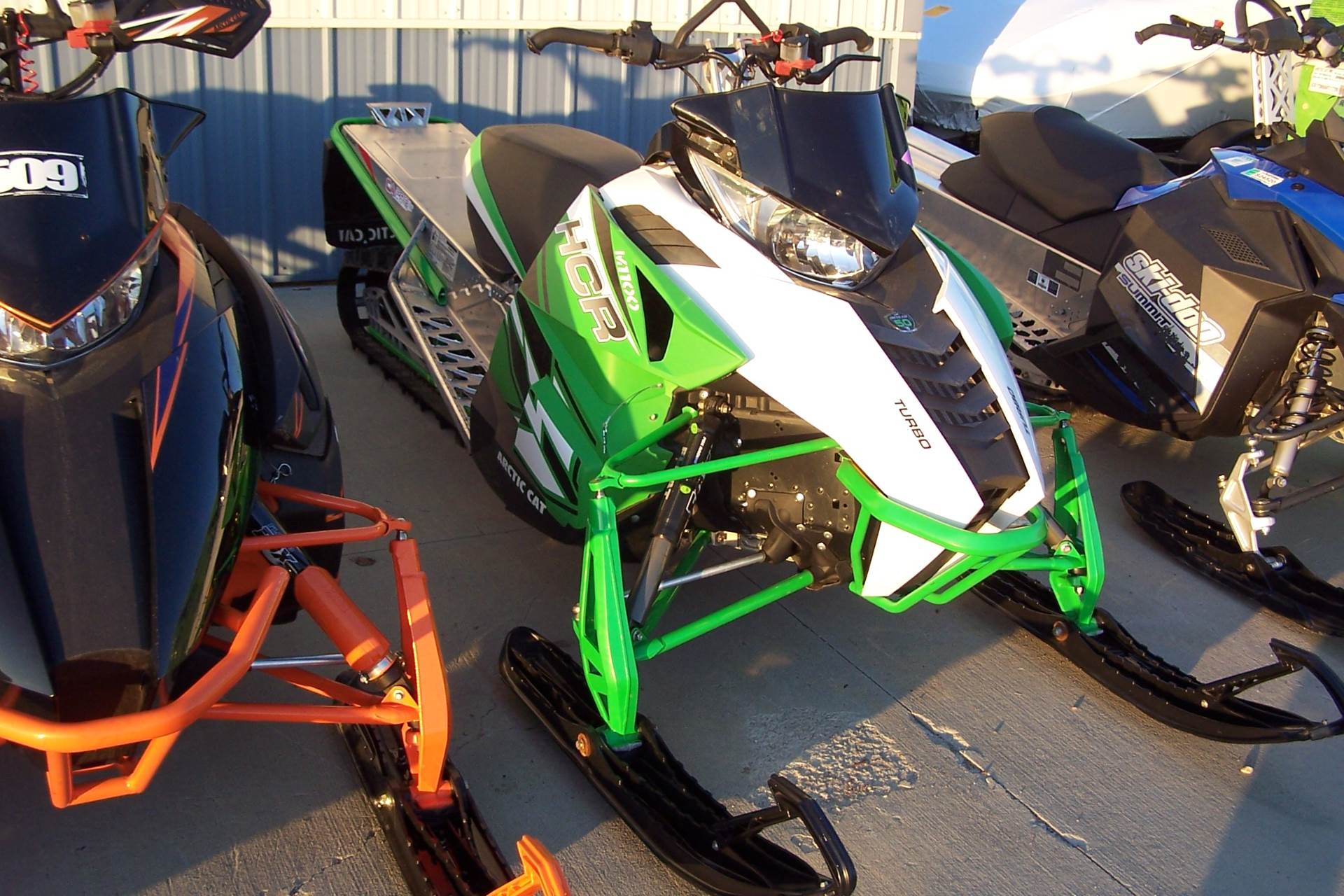 "2012 Arctic Cat M 1100 Turbo HCR 162"" in Yankton, South Dakota"