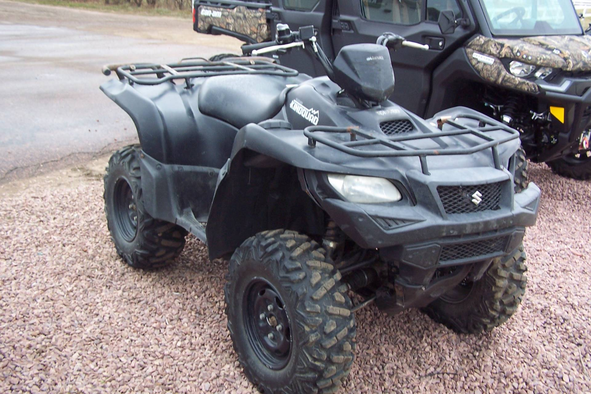 2017 Suzuki KingQuad 750AXi Power Steering Special Edition in Yankton, South Dakota - Photo 2