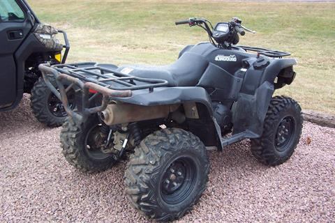 2017 Suzuki KingQuad 750AXi Power Steering Special Edition in Yankton, South Dakota - Photo 3